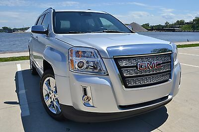 2015 GMC Terrain SLT 2015 GMC Terrain SLT Sport Utility 4-Door 3.6L LEATHER HEATED SEATS FRONT CAMERA