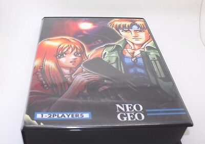 Shock Troopers NEO GEO MVS / AES SNK USA / Japan