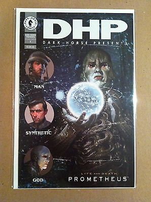 Prometheus Life & Death #1 Dave Dorman Dhp Unlock Variant Cover Nm 1St Printing