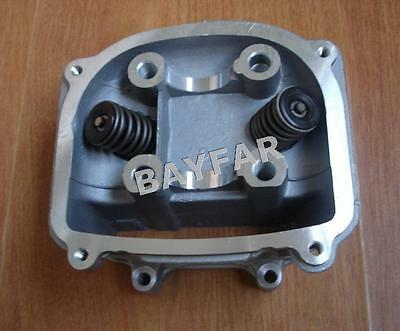 4 stroke Scooter Moped ATV 157QMJ GY6 150 57.4mm NON-EGR Cylinder Head Assembly