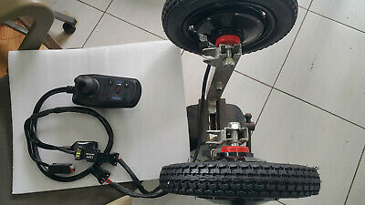 joy stick controller and Hub motor for Electric wheel chair kit