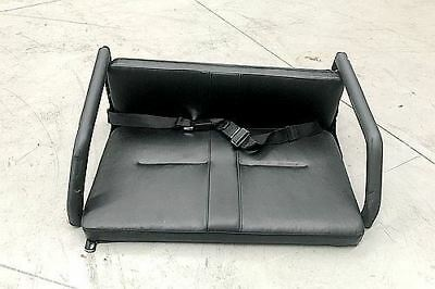 Seat For Mini Willy Jeep With Armrest/Backrest/Seat Belts Carry 2 Persons