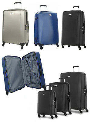 Maleta Samsonite Ncs Klassik Spinner Black, Blue, Ivory Gold 75 - 69 - 55