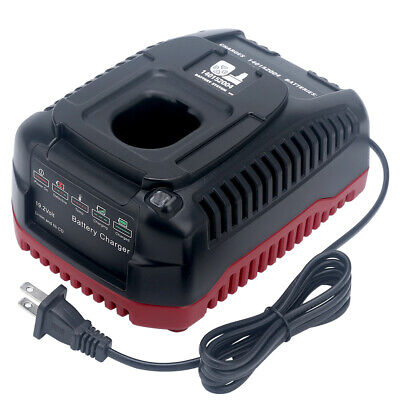 New Battery Charger for Craftsman C3 19.2V Ni-Cd & Lithium-Ion Battery