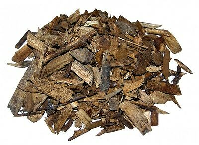 Bark mulch / Woodchips braun 60 L in box from our own production