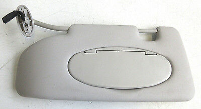 Genuine Used BMW MINI N/S Passengers Side Grey Sun Visor for R50 R53 #20