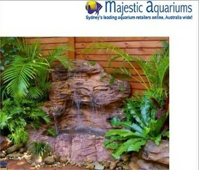 Universal Rocks Large Corner Waterfall-LCW-001