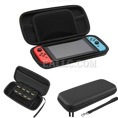 For Nintendo Switch Shell Carrying Case Protective Travel Storage Bag Cover
