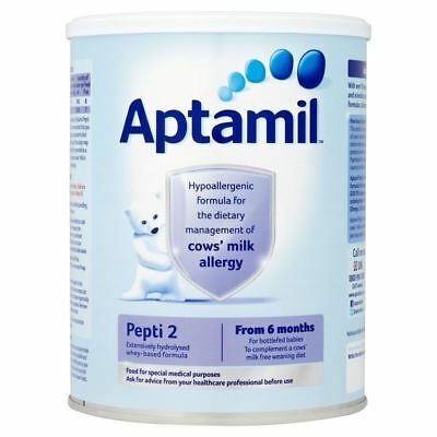 Aptamil Pepti 2 Milk 400g 1 2 3 6 12 Packs