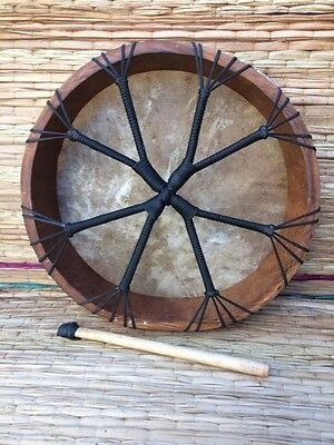 "15"" Shamanic Drum with beater"
