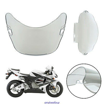 Motorcycle Smoke Double Bubbles Windshield For Honda CBR600 F2 1991-1994