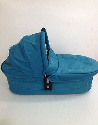 iCandy Cherry -  Turquoise Blue Carrycot