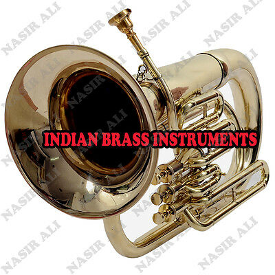 IBI EUPHONIUM Bb PITCH FOR SALE WITH FREE HARD CASE AND MOUTHPIECE, BRASS
