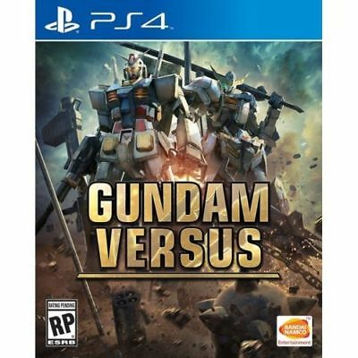 NEW PS4 Gundam Versus ( Japanese Version) + DLC