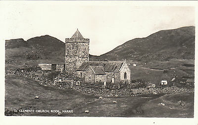 St. Clements Church, RODIL, Isle Of Harris, Outer Hebrides / Western Isles RP