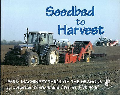 Seedbed to Harvest by Stephen Richmond & Jonathan Whitlam