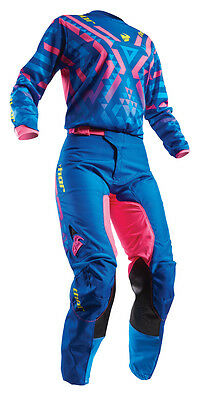 Completo Thor Pulse Woman (Donna) Blue/Pink
