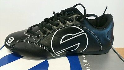 Sparco Esse Team Wear/Leisure Motorsport/Race/Racing/Rally Shoes/Trainers