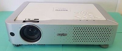 Cheap SANYO PLC-XU74 LCD Projector - 657 Lamp hours