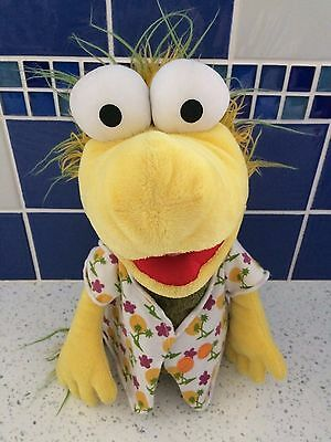 "Fraggle Rock ""wembley"" Glove Puppet From The Manhattan Toys Puppet Range"