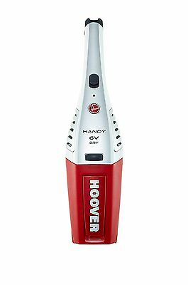 BRAND NEW: Hoover SJ60DA1 Handheld Cordless Vacuum Cleaner Lightweight in Red