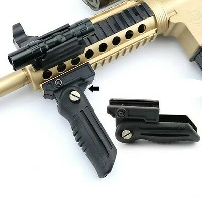 Hunting Airsoft CQB Hunting Rifle M4 Fold Grip Fit for Picatinny 20mm Rail