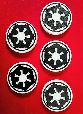 Star Wars LCG 5x Acrylic Imperial Promo Tokens
