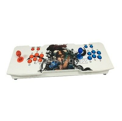 2017 New Version Arcade Hd 3000+ In 1 Game Metal Console With Raspberry Pi 3