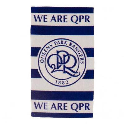 Queens Park Rangers Large Beach Towel (Official Merchandise)