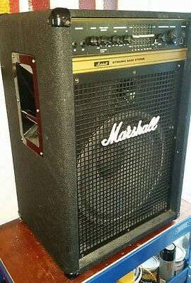 Marshall Dynamic Bass System Combo Amplifier dbs 72115