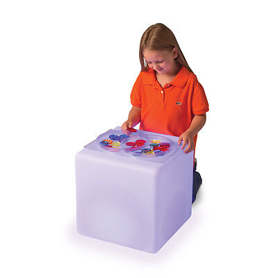 Roylco Educational Light Cube Table