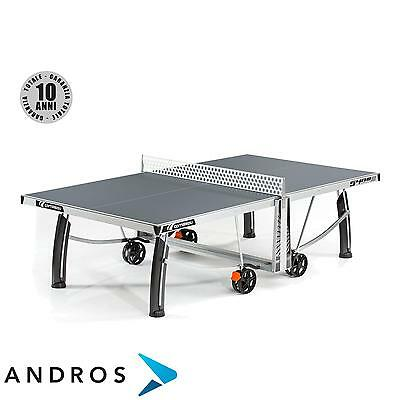 CORNILLEAU PRO 540M CROSSOVER OUTDOOR - Tennis table Grey