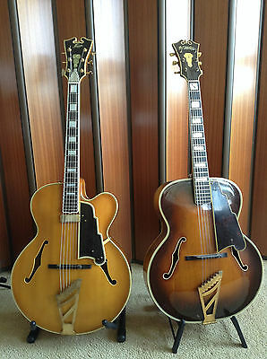 Triggs Excel (D'Angelico, Gibson Super 400) Archtop