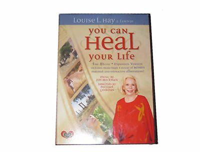 You Can Heal Your Life (DVD, 2008, 2-Disc Set, Extended Edition)