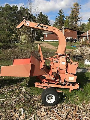 Salsco 826 Wood Chipper 3 Point PTO