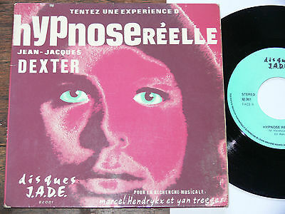 """YAN TREGGER Hypnose Relee/Be Quite 7"""" ♬ French PROG FUNK BREAKS/PSYCH Library"""