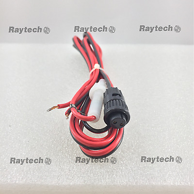 Raymarine G263141-3 power cable for RAY33 RAY77 RAY202