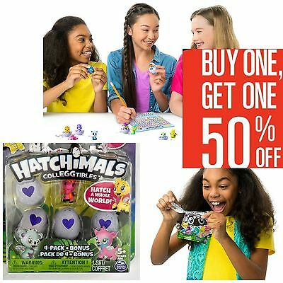 Buy 1 Get 1 50% Off! (Add 2 to Cart) Hatchimals CollEGGtibles Blind Packs