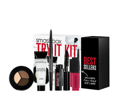 Smashbox Try It Kit: Best Sellers ($64 Value) ~ New in Box