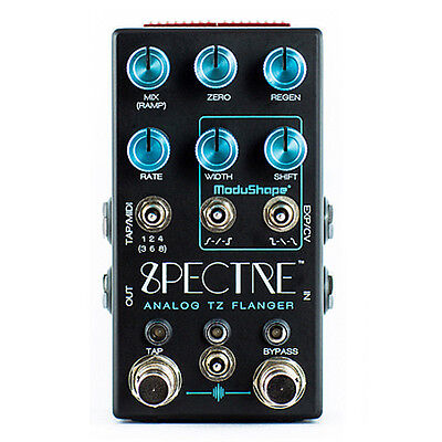 Chase Bliss Audio Spectre Flanger