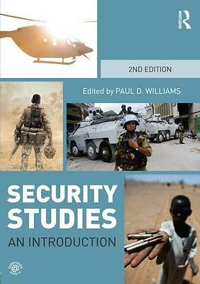 Security Studies: An Introduction (Second ed., 2013, Paperback)