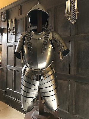 HALF ARMOUR GERMAN 3rd QUARTER OF THE 16TH CENT - ECW 17th Century