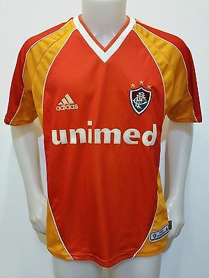 Maglia Calcio Shirt Fluminense Unimed Tg.p/l N.9 Football Brasil 2002 Match S317