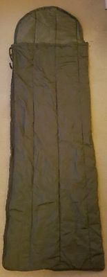 British Military Army Warm Weather Sleeping Bag Jungle Fishing Camping
