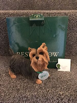 Country Artists Best In Show Yorkshire Terrier