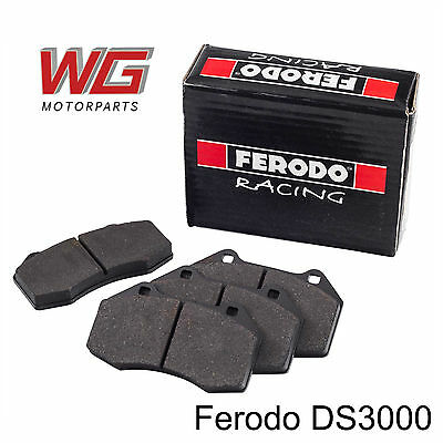 Ferodo DS3000 Front Brake Pads for Citroen C4 1.6 HDI - PN: FCP1399R