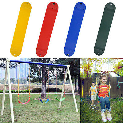 Swing Seat Playground Outdoor Swingset Accessories Board Replacement Kids Child