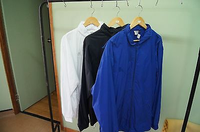 Rain Jacket - Cotton Lined with Hood