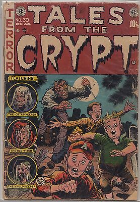 HUGE EC VINTAGE comic lot TALES FROM THE CRYPT > VAULT OF HORROR > HAUNT OF FEAR