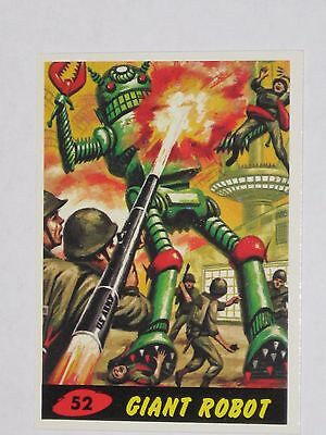 Topps Mars Attacks Trading Card 1994 Base Card NM #52 Giant Robot